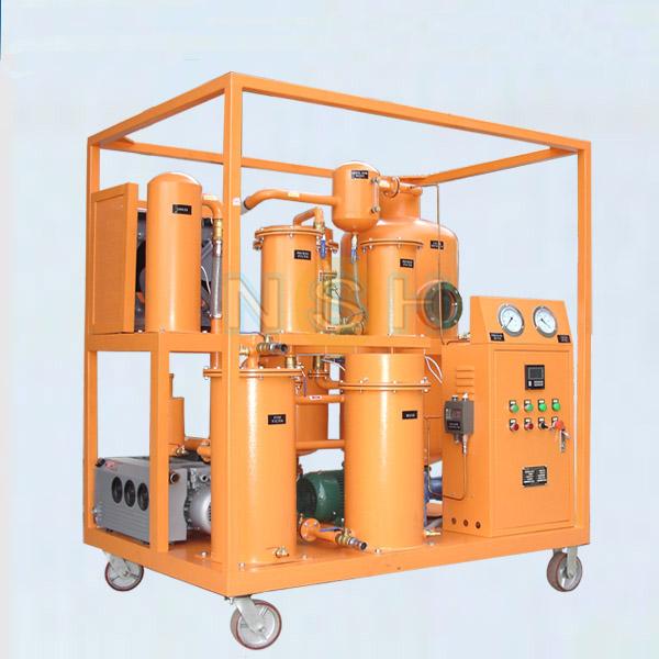 润滑油高效真空滤油机