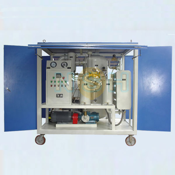 绝缘油封闭式滤油机