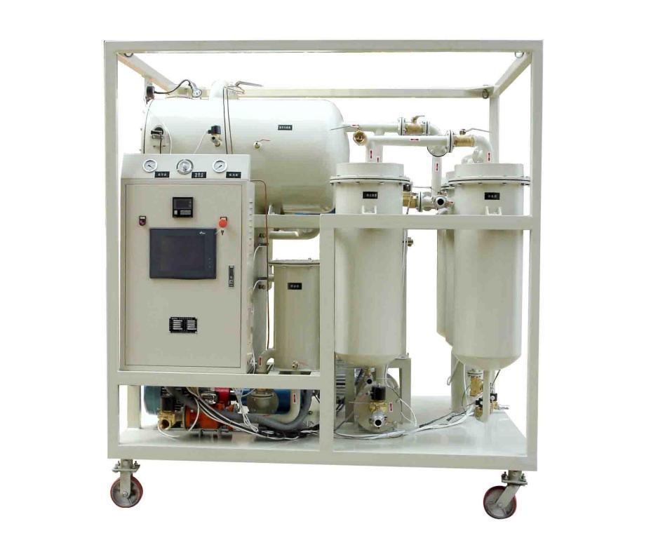 透平油聚结分离滤油机