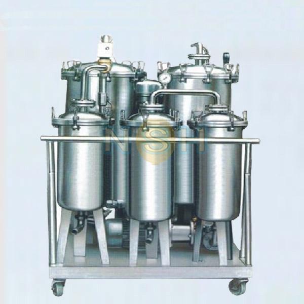 抗燃油高粘度滤油机