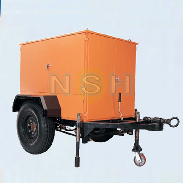 绝缘油拖车式滤油机